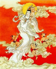 Quan Yin as Fertility Goddess* Arielle Gabriel's memoir The Goddess of Mercy & The Dept. of Miracles, a unique tale of a mystic suffering financial devastation among the world's richest ex-pats *
