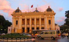 Hanoi Vietnam Opera House