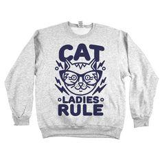 'Cat Ladies Rule'