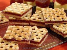 Pastafrola argentina, un clásico: dulce de membrillo y masa de tarta dulce. Justo para tomar mate #ArgentinianDishes #ComidasArgentinas