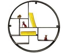 Kare Design Półka Geometrix Round - 82506