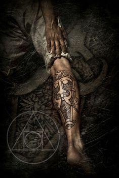 Tribes tattoo