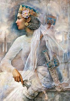 Pantea Arteshbod, Commander of the Persian Elite Force, 570-525 B.C.E  Pantea Arteshbod was one of the all time greatest Commanders during the reign of Cyrus the Great (559-530 B.C.E.).  She was the wife of General Aryasb (Archaemenid Arteshbod). She played an important role in keeping law & order in Babylonia after the conquest of the Neo-Babylonian Empire in 547 B.C.E. by Cyrus the Great.