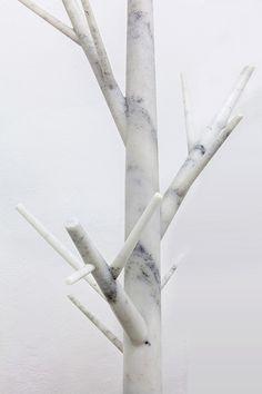 Ai Weiwei,Marble Tree, 2012