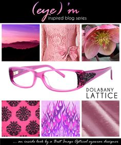 04d7d73395 A Dolabany Eyewear designer said about this frame  The idea behind our   Lattice