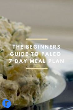 Choosing a diet can be overwhelming. This is why I created a simple meal plan for those who want to try out the Paleo Diet. In this meal plan, you wi Cheap Paleo Meals, Paleo Recipes Easy, Primal Recipes, Paleo Food, Dairy Free Recipes, Paleo Diet, Keto, Clean Eating Diet, Healthy Eating Habits