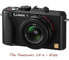 Lumix LX-5  The exact camera as Leica D-LUX-5