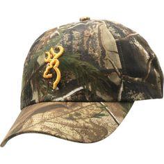 8e126eaa9fd Browning Men s Rimfire Camo Hat