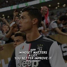 Cr7 Quotes, Soccer Quotes, Sport Quotes, Quotes On Football, Cristiano Ronaldo Quotes, Cristano Ronaldo, Ronaldo Football, Football Soccer, Inspirational Football Quotes