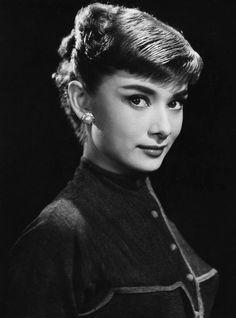 Audrey Hepburn Forever - Audrey photographed by Bud Fraker in 1953.