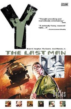 Y: The Last Man, Vol. 2: Cycles by BRIAN K. VAUGHAN