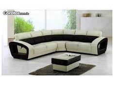 Resultado de imagen de sofas forma u Couch, Bed, Furniture, Home Decor, Shape, Modern Furniture, Interiors, Settee, Decoration Home