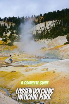 Here is the guide to Lassen Volcanic National Park. Travel national parks l list of national parks l national parks list l USA national parks l national parks USA #LassenVolcanicNationalPark #USAnationalparks #nationalparks Best National Parks Usa, National Park Camping, Sacramento Valley, State Parks, Vacation, Travel, Vacations, Viajes, Destinations