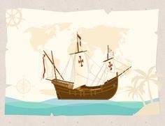 Qui sont ces navigateurs de la Renaissance qui ont aidé les géographes à… Day Camp Activities, Serious Game, Art History Memes, Projects To Try, Magellan, Boat, Animation, Science, Jacques Cartier