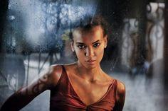 Liya Kebede for Pirelli Calendar 2013 by Steve McCurry