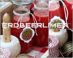 Erdbeerlimes mit Thermomix :-)