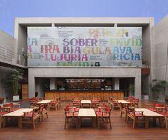 Restaurante Pescados Capitales / GonzalezMoix Arquitectura