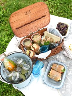 How-to pack the perfect picnic