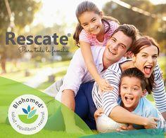 #Rescate es una solución natural que alivia el estrés, ansiedad, tensión y nerviosismo. #Bienestar #Salud #Biohomed http://bit.ly/1GPrH7C