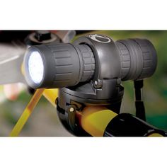 Ride toward success with the bike safety light during your next special event! | Bike Race | Bike Gear | Promotional Product