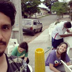 El servicio es #amor en acción. #ywam #Uruguay #Brasil #servicio #love #mission #God #Jesus #cruzada #ede #lavandosillasdelaiglesia by victoriaponcem http://bit.ly/dtskyiv #ywamkyiv #ywam #mission #missiontrip #outreach