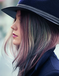 Instamatic by Wella comes in six, demi-permanent hair color shades that your clients will love. Inspo Cheveux, Permanent Hair Color, Demi Permanent, Pastel Hair, Rainbow Hair, Hair Today, Hair Dos, Pretty Hairstyles, Dyed Hair
