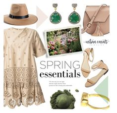 """Spring is Here! ~ Urban Carats Jewelry #8"" by alexandrazeres ❤ liked on Polyvore featuring Sea, New York, Yoki and 3.1 Phillip Lim"