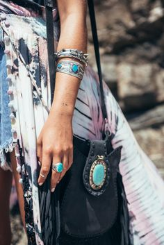 Bohemian super babe Mimi Elaashiry is a real Ocean Muse in the newest lookbook for Australian fashion boutique Turquoise Lane.