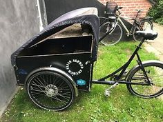 christiania cykel malet - Google Search Christiania Bike, Baby Strollers, Google Search, Children, Outdoor Decor, Baby Prams, Young Children, Boys, Kids
