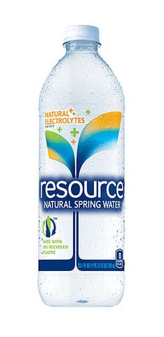 Resource Natural Spring Water   Very refreshing! And you can have it delivered directly to your door! Check out their website for more info! http://www.resourcespringwater.com/ @resourcewater @influenster #refreshwithresource