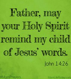 If ever you find yourself alone in this world, always remember that Jesus is always with you--waiting to comfort you when you're down. Prayer For Our Children, Prayer For Parents, Prayer For Family, Mom Prayers, Bible Prayers, Special Prayers, Prayer Scriptures, Bible Verses, Prayer Times
