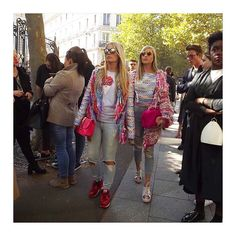 How to Chic: NEW STUNNING INSPIRATION - Fo sure a beloved brand during Paris fashionweek, Tutu Chic @tutuchicbyfp����
