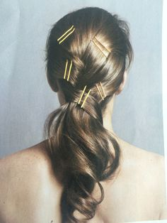Double bobby pins
