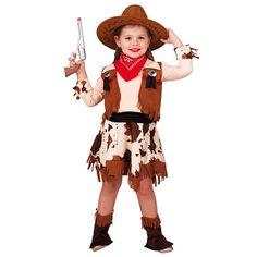 Rodeo αποκριάτικη στολή Καουμπόυσσα για κορίτσια. Η Στολή Περιλαμβάνει: Μπλούζα, Γιλέκο, Φούστα, Επικαλυπτικές μπότες, Φουλάρι και Καπέλο. Εμπλουτίστε τη στολή με τα αξεσουάρ που δεν περιλαμβάνονται: όπλο. Για παιδιά ηλικίας έως έξη ετών. Rodeo, Hipster, Style, Fashion, Swag, Moda, Hipsters, Fashion Styles, Rodeo Life