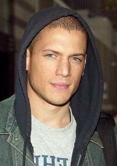 Wentworth Miller my prison break boyfriend Michael Scofield, Resident Evil, Gorgeous Men, Beautiful People, Pretty People, You're Beautiful, Hello Gorgeous, Wentworth Miller Prison Break, Chaning Tatum
