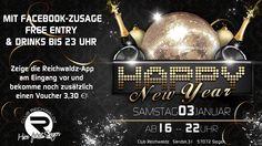 Happy New Year Club Reichwaldz Siegen