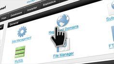 The Hepsia hosting Control Panel https://www.youtube.com/watch?v=mLfcoonJVpk #webhosting #domain
