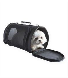 Kelle Pet Carrier - Black