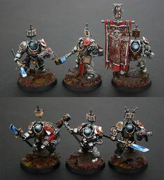 Force Weapons, Gk, Grey Knight Paladins, Paladins, Terminator Armor - Gallery - DakkaDakka | Who comes up with this stuff anyways?