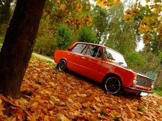 The Mighty Lada - Тюнинг ВАЗ-2101 «Жигули» — легковой заднеприводный. #Red