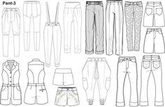 desenho técnico moda - Pesquisa Google