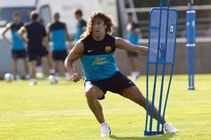 Puyol: 'Intentaré acabar mi carrera en el Barça'.