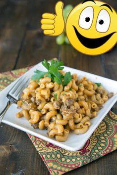 Whatcha Got Cooking?: Cheeseburger Macaroni