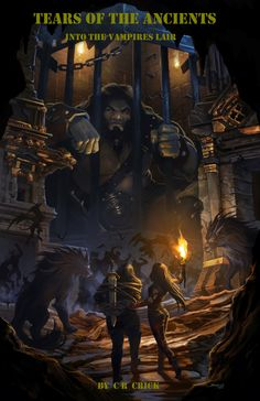 First picture of Loot in human form  (Tears of the Ancients 2)  Into the vampires lair