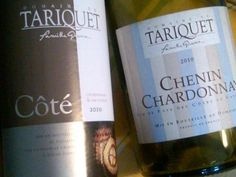 Chardonnay blended wines
