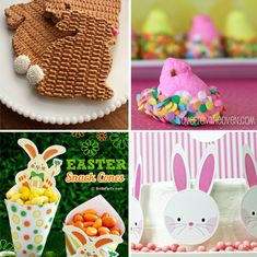 Free Party Printables for Birthday & Easter Celebrations