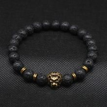 Check out the site: www.nadmart.com   http://www.nadmart.com/products/wholesale-antique-gold-plated-buddha-leo-lion-head-bracelet-black-lava-stone-beaded-bracelets-for-men-women-pulseras-hombre-n4-3/   Price: $US $1.94 & FREE Shipping Worldwide!   #onlineshopping #nadmartonline #shopnow #shoponline #buynow