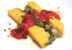lisa is cooking: Polenta and Vegetable Terrine