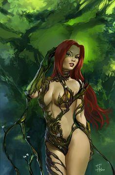 poison ivy badass - Google Search
