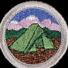 Boy Scouts Camping Merit Badge